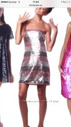 Платье в паетках VILA Дания НОВОЕ на подкладке за треть магазинной цены