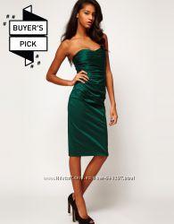 платье ASOS новое в упаковке без дефектов за четверть стоимости покупки