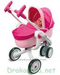 Коляска для куклы Smoby 550389 Maxi Cosi & Quinny