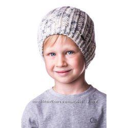 Шапка зимняя для мальчика Полло 48-54 см.