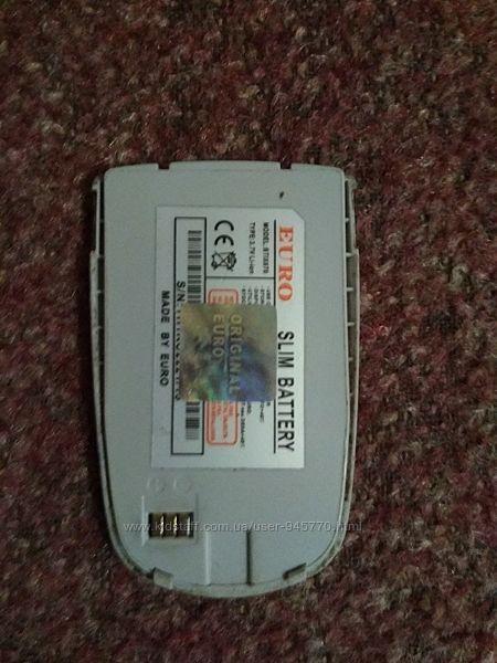 Батарея-крышка, гарнитура, зарядка для samsung sgh-x670