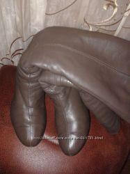 Зимние сапоги на цигейке 36 размер