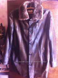Куртка демисезон из кожи пони размер 50