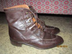 Ботинки - кожа 37 р