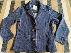 Коттоновый пиджак для мальчика OVS