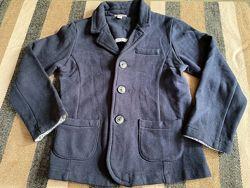 Теплый пиджак для мальчика Fagottino