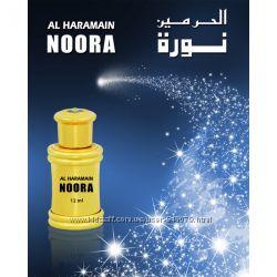 Al Haramain NOORA, оригинал, распив