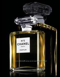 Chanel 5, 19, Mademoiselle, Chance и др. Оригинал. Распив.