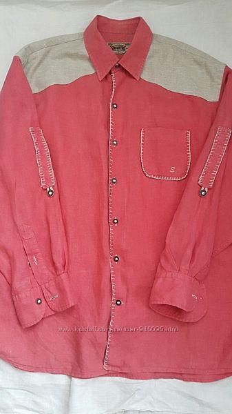 Льняная рубашка StoskerPoint L