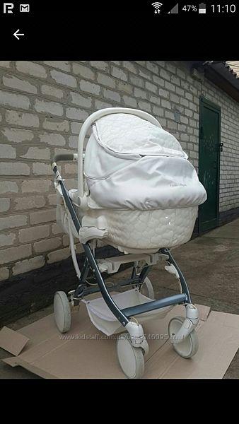 Итальянская коляска 2в1 Cyrus Company Romantic