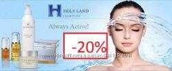 Holy Land Cosmetics новогодние скидки