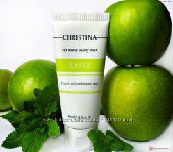 Яблочная маска красоты Mask Green Apple Акция