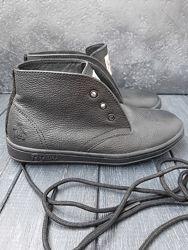 Кожаные весенние ботиночки PENGUIN, оригинал.