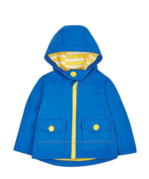 Куртка дощовик дождевик від Mothercare