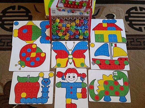 Мозаика Quercetti fanta color junior