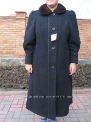 Пальто новое драповое, торг