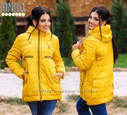 женские теплые куртки до 60 размера