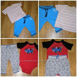 Комплект одежды на малыша 6-9 месяцев
