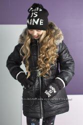 Пальто Lenne Greta 17361 цвет 042, 107 чёрный и бежевый