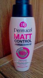 Чешский тональный матирующий водостойкий крем DERMACOL MATT CONTROL