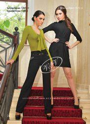 Маленькое фирменное чёрное платье V&V