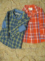 Модные рубашечки H&M Crazy8