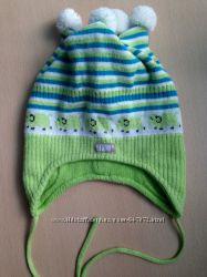 Зимняя шапочка Lenne р. 48 в отличном состоянии