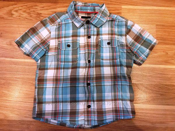 Стильная тениска шведка Carters на 24 мес.