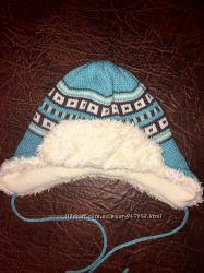 Зимняя шапка Lenne р. 50 в отличном состоянии