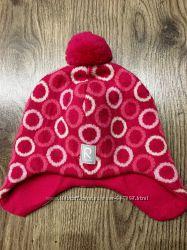 Зимняя шапка Reima р. 50 в отличном состоянии