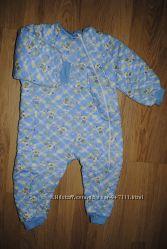 утепленная пижама Турция на 2-3 года