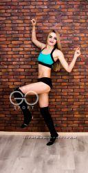 Форма для фитнеса, танцев и спорта