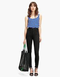 Черные базовые джинсы скинни H&M, в наличии XS S M L  р24-32