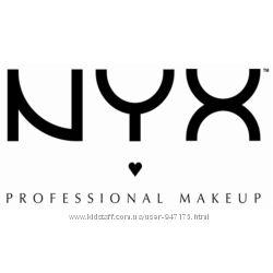 NYX профессиональная косметика с Америки
