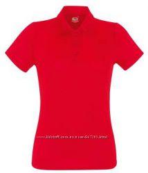 Женская спортивная футболка Поло 040, цвета в наличии