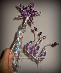 Волшебная палочка с короной