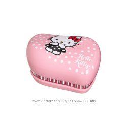 Расческа Tangle Teezer Compact Styler Hello Kitty Pink только Оригинал