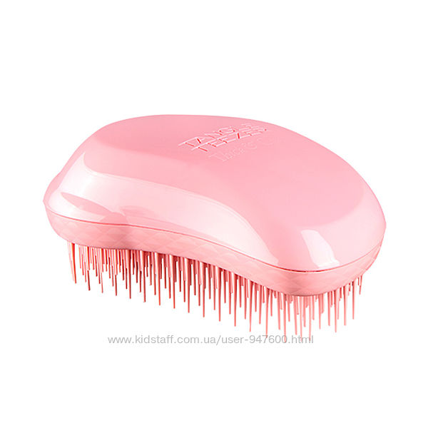 Расческа Tangle Teezer Thick Curly Dusky Pink  оригинал