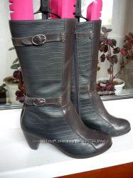 Кожаные сапоги легендарного бренда Dr. Martens Оригинал