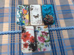 Чехлы для iPhone 5, 5s силиконовый чехол бампер