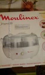 Продам йогуртницу Йогуртница MOULINEX DJC     Мощность 12 Вт   7 баночек