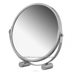 косметическое настольное зеркало с увеличением