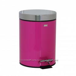 Ведро для мусора Messina 3л розовое, голубое