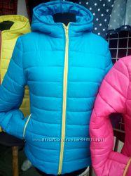 Куртки женские одноцветные демисезонные Burgos Station