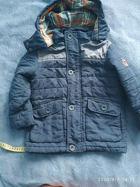 Куртка дитяча 4-6 років на хлопчика