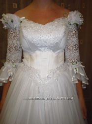 Продам платье свадебное производства Германии