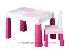 Набор столик и стульчик Multifan Eco Tega Baby