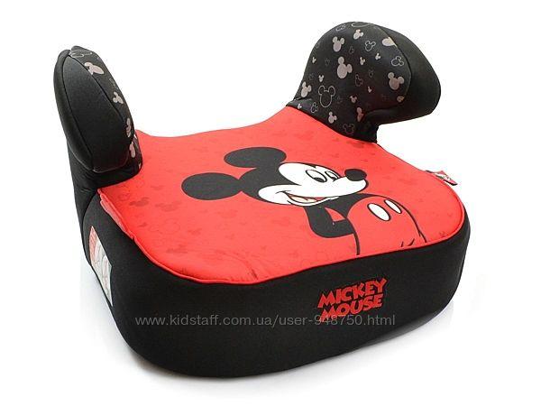 Автокресло-Бустер Nania Disney группа 2-3 15-36 кг