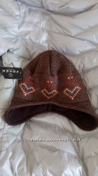 Классная женская шапка