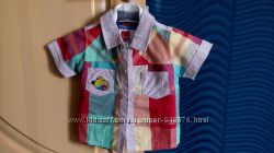 Рубашка для мальчика р. 80-86